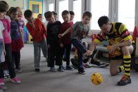 Akademia Małego Rugbisty w MP 17