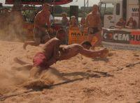 X raz Rugby na Plaży w Siedlcach
