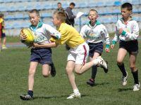Wiosenne Jajo - Turniej Rugby Tag dla gimnazjalistów