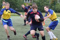 Gimnazjalna Liga Rugby - Rewelacyjne PG 6