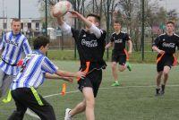 Gimnazjalna Liga Rugby : Turniej 4