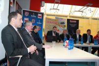 Konferencja przed Polska v Mołdawia