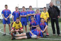 Gimnazjalna Liga Rugby - Iganie wygrały w Powiecie