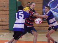 Wygrali kategorię Open : MKR na Halowym Turnieju Rugby