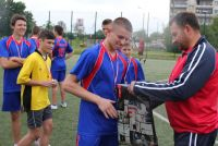 Gimnazjalna Liga Rugby - Finał