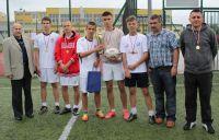 Gimnazjalna Liga Rugby - Wyrównany finał w Mieście