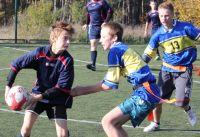 II turniej miejski Gimnazjalnej Ligi Rugby Tag odwołany
