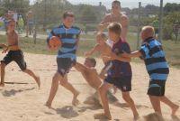 Rozegrano XI Otwarte Mistrzostwa Siedlec w Rugby Plażowym