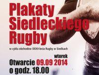 Plakaty Siedleckiego Rugby