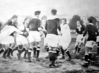 Rugby we Lwowie 09.07.1922
