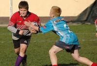 Miejski Klub Rugby wiceliderem rozgrywek najmłodszych