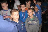 Złote medale mini żaków w Sochaczewie