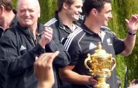 All Blacks w Christchurch