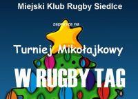 Turniej Mikołajkowy w Rugby Tag