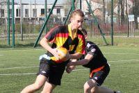 Gimnazjalna Liga Rugby : Turniej 3