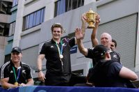All Blacks Victory Parade