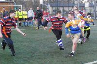 Turniej Rugby Tag Wiosenne Jajo - Przed startem Ligi Gimnazjalnej