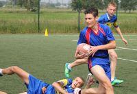 Paprotnia Mistrzem Gimnazjalna Liga Rugby Tag w Powiecie