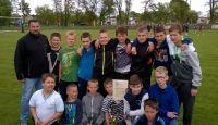 Żacy i mini żacy MKR ponownie w Sochaczewie