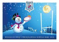 Wesołych Świąt i Szczęśliwego Nowego Roku życzą MKR i WFS