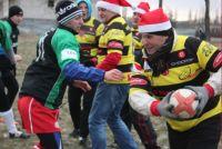 Nowy Rok powitany meczem rugby
