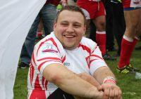 Adrian Chóściel - Rugbistą Roku w plebiscycie RugbyPolska
