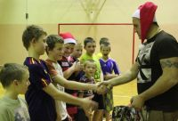 Turniej Mikołajkowy Rugby Tag